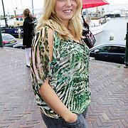 """NLD/Volendam/20121018 - Boekpresentatie """" Het geheim van de Smit, zwangere Jenny Smit"""