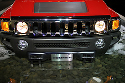 09 February 2006:  2007 Hummer H3.....Chicago Automobile Trade Association, Chicago Auto Show, McCormick Place, Chicago IL