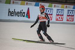 02.03.2021, Oberstdorf, GER, FIS Weltmeisterschaften Ski Nordisch, Oberstdorf 2021, Damen, Skisprung, HS137, Einzelbewerb, Qualifikation, im Bild Katharina Althaus (GER) // Katharina Althaus (GER) during the qualification jump for the women ski Jumping HS137 single competition of FIS Nordic Ski World Championships 2021 Oberstdorf, Germany on 2021/03/02. EXPA Pictures © 2021, PhotoCredit: EXPA/ Tadeusz Mieczynski