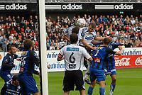 Fotball, Tippeligaen 04.08.07, Rosenborg ( RBK ) - Stabæk<br /> Miika Koppinen setter inn 2-0<br /> Foto: Carl-Erik Eriksson, Digitalsport