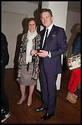 GEORGINA ANDREWS; ANTONY ANDREWS, Sandi  and Debbie Toksvig,  renewing their civil partnership vows at the Royal Festival Hall. London. 29 March 2014.