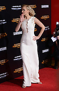 JENNIFER LAWRENCE at the premiere of 'The Hunger Games: Mockingjay - Part 2' held at the Micorsoft theatre.<br /> ©Exclusivepix Media