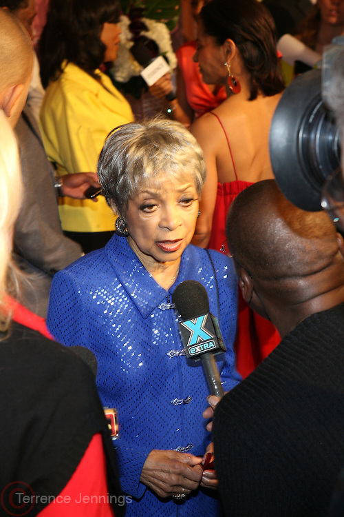 Ruby Dee at The Essence Magazine Celebrates Black Women in Hollywood Luncheon Honoring Ruby Dee, Jada Pickett Smith, Susan De Passe & Jurnee Smollett at the Beverly Hills Hotel on February 21, 2008 in Beverly Hills, CA