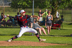 04 June 2021:   Heyworth Hornets at LeRoy Panthers in LeRoy IL<br /> <br /> (Photo by Alan Look)