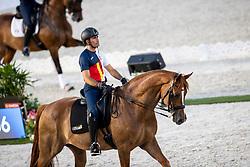 Castilla Ruiz Claudio, ESP, Alcaide<br /> Olympic Games Tokyo 2021<br /> © Hippo Foto - Dirk Caremans<br /> 21/07/2021