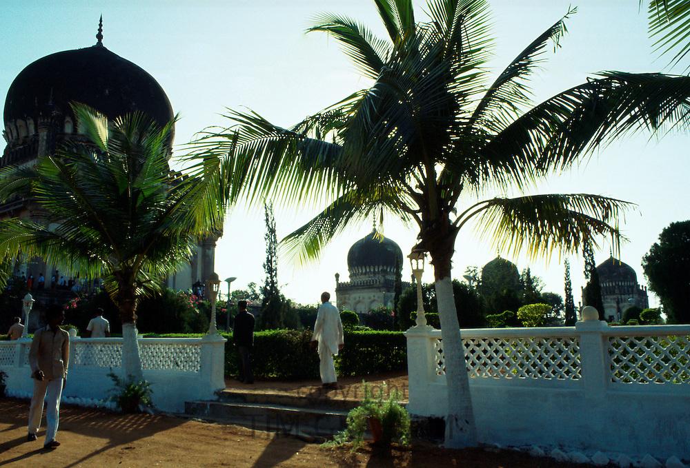 Qutab Shahi Tombs, Hyderabad, Andrhapradesh, India