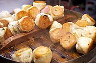 Shilin Night Market 士林夜市 - Baozi (dumplings) 包子