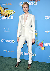 Charlize Theron attends the world premiere of 'Gringo' from Amazon Studios and STX Films at Regal LA Live Stadium 14 on March 6, 2018 in Los Angeles, California. Photo by Lionel Hahn/Abacapress.com