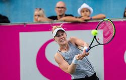 PORTOROZ, SLOVENIA - SEPTEMBER 18: Alison Riske of USA during the Semifinals of WTA 250 Zavarovalnica Sava Portoroz at SRC Marina, on September 18, 2021 in Portoroz / Portorose, Slovenia. Photo by Nik Moder / Sportida