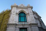 Banco de Espana, Bank of Spain in Madrid, Spain