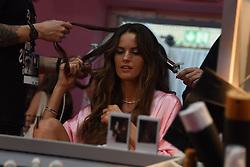 Paris Victoria Secret Make Up Media. 30 Nov 2016 Pictured: Alessandra-Ambrosio. Photo credit: Newspictures/ MEGA TheMegaAgency.com +1 888 505 6342