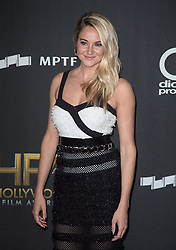 November 5, 2017 - Beverly Hills, California, United States of America - Shailene Woodley at the 21st Annual Hollywood Film Awards at The Beverly Hilton Hotel in Beverly Hills, California on Sunday November 5, 2017. JAVIER ROJAS/PI (Credit Image: © Prensa Internacional via ZUMA Wire)