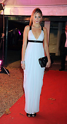 TAMSIN EGERTON at the End of Summer Ball in support of The Prince's Trust in Berkeley Square, London on 25th September 2008.