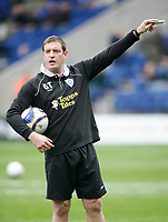 Photo: Steve Bond.<br />Leicester City v Barnsley. Coca Cola Championship. 27/10/2007. Gerry Taggert in temporary charge
