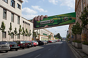 Staropramen brewery and bottling plant; Prague, Czech Republic.