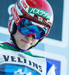27.12.2016, Schattenbergschanze, Oberstdorf, GER, FIS Weltcup Ski Sprung, Vierschanzentournee, Oberstdorf, Probedurchgang, im Bild Ryoyu Kobayashi (JPN) // Ryoyu Kobayashi of Japan during his Trial Jump for the Four Hills Tournament of FIS Ski Jumping World Cup at the Schattenbergschanze in Oberstdorf, Germany on 2016/12/27. EXPA Pictures © 2016, PhotoCredit: EXPA/ Peter Rinderer