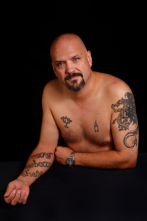 Neil, Tattoo + You, A Photo Story of Body Ink