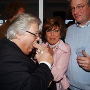 Opening beachclub Vroeger Bloemendaal, Tony Tetro