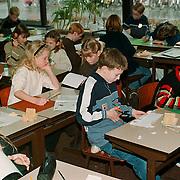 Regenboogschool Huizen kinder bijbel projectweek