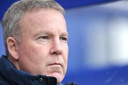 Wolverhampton Wanderers Manager, Kenny Jackett - Mandatory byline: Paul Terry/JMP - 23/01/2016 - FOOTBALL - Loftus Road - London, England - QPR v Wolves - Sky Bet Championship
