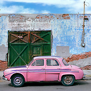 Pink Peugeot