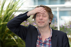 """actresses Marion Cotillard, Charlotte Gainsbourg and Alba Rohrwacher, director Arnaud Desplechin and actors Loius Garrel and Mathieu Amalric attending """"Ismael's Ghosts (Les Fantomes d'Ismael)"""" Photocall - The 70th Annual Cannes Film Festival. 17 May 2017 Pictured: Mathieu Amalric. Photo credit: kilmax / MEGA TheMegaAgency.com +1 888 505 6342"""