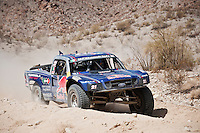 Vildosola Racing trophy truck, 2011 San Felipe Baja 250