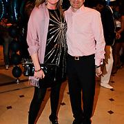 NLD/Noordwijk/20100502 - Gerard Joling 50ste verjaardag, Monique Collignon en partner Jan Holvast