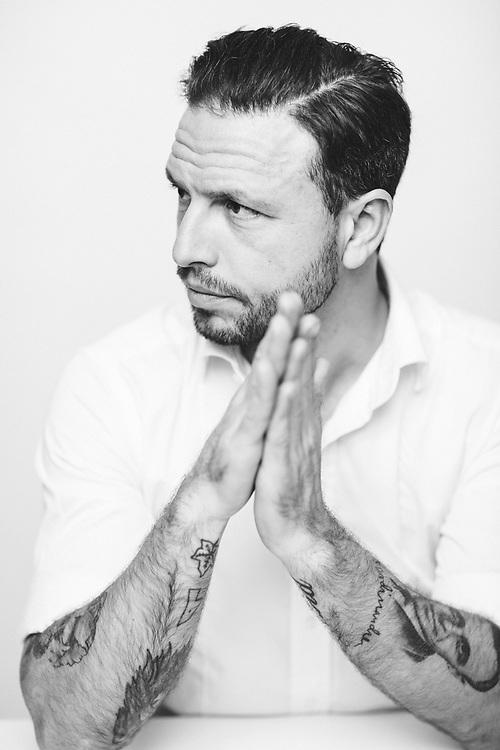 Film director Nicolo Donato by HEIN Photography