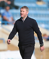 Hull City manager Grant McCann <br /> <br /> Photographer Rob Newell/CameraSport<br /> <br /> The EFL Sky Bet League One - Gillingham v Hull City - Saturday September 12th 2020 - Priestfield Stadium - Gillingham<br /> <br /> World Copyright © 2020 CameraSport. All rights reserved. 43 Linden Ave. Countesthorpe. Leicester. England. LE8 5PG - Tel: +44 (0) 116 277 4147 - admin@camerasport.com - www.camerasport.com