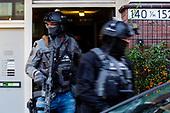 Politieonderzoek schietpartij tram Utrecht - Police investigation shooting Utrecht