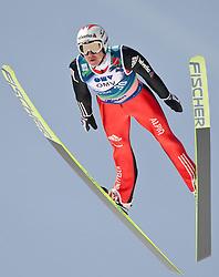 20.03.2010, Planica, Kranjska Gora, SLO, FIS SKI Flying World Championships 2010, Flying Hill Individual 3rd Round, im Bild Simon Ammann, ( SUI, #30 ), EXPA Pictures © 2010, PhotoCredit: EXPA/ J. Groder / SPORTIDA PHOTO AGENCY