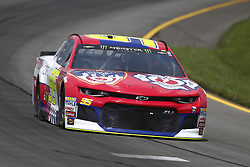 June 1, 2018 - Long Pond, Pennsylvania, United States of America - Kasey Kahne (95) brings his car through the turns during practice for the Pocono 400 at Pocono Raceway in Long Pond, Pennsylvania. (Credit Image: © Chris Owens Asp Inc/ASP via ZUMA Wire)