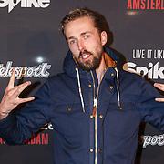 NLD/Amsterdam/20151204 - Freefightgala Glory26, Twan van Steenhoven