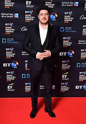 Marcus Mumford attending the BT Sport Industry Awards 2018 held at Battersea Evolution in Battersea Park, London.