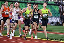 University of Oregon<br /> Oregon Relays track and field meet<br /> April 23-24, 2021 Eugene, Oregon, USA<br /> 1500, Colorado, Brooks