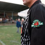 Overhandiging Fair play vlag SV Huizen