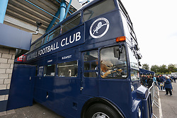 One of the eateries outside the stadium - Mandatory by-line: Arron Gent/JMP - 05/10/2019 - FOOTBALL - The Den - London, England - Millwall v Leeds United - Sky Bet Championship