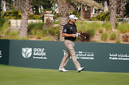 Graeme McDowell (NIR) on the 9th during Round 4 of the Saudi International at the Royal Greens Golf and Country Club, King Abdullah Economic City, Saudi Arabia. 02/02/2020<br /> Picture: Golffile   Thos Caffrey<br /> <br /> <br /> All photo usage must carry mandatory copyright credit (© Golffile   Thos Caffrey)