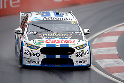 October 4, 2018 - Bathurst, NSW, U.S. - BATHURST, NSW - OCTOBER 04: Dean Canto in the The Bottle-O Racing Team Ford Falcon at the Supercheap Auto Bathurst 1000 V8 Supercar Race on October 04, 2018, at Mount Panorama Circuit in Bathurst, Australia. (Photo by Speed Media/Icon Sportswire) (Credit Image: © Speed Media/Icon SMI via ZUMA Press)