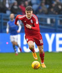 Birmingham City's Sam Gallagher