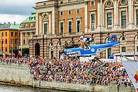 Red Bull Flugtag in Stockholm