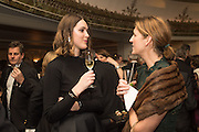 CHLOE HERBERT; CATHY BIRTLES, Cartier 25th Racing Awards, the Dorchester. Park Lane, London. 10 November 2015