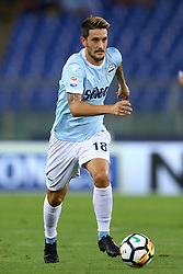 August 20, 2017 - Rome, Italy - Luis Alberto of Lazio during the Serie A match between SS Lazio and Spal at Olimpico Stadium on August 20, 2017 in Rome, Italy. (Credit Image: © Matteo Ciambelli/NurPhoto via ZUMA Press)