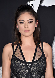 Rosa Salazar attends the Premiere Of 20th Century Fox's 'Alita: Battle Angel' at Westwood Regency Theater on February 05, 2019 in Los Angeles, CA, USA. Photo by Lionel Hahn/ABACAPRESS.COM
