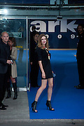Lord Justin Portman; Natalia Vodianova, Ark fundraising dinner and auction. ( Absolute Return for Kids ) Old Eurostar Terminal. Waterloo Station. London. 4 June 2009