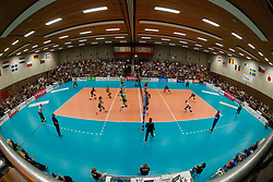 20180509 NED: Eredivisie Coolen Alterno - Sliedrecht Sport, Apeldoorn<br />Overview de Mheenhal Apeldoorn.<br />©2018-FotoHoogendoorn.nl