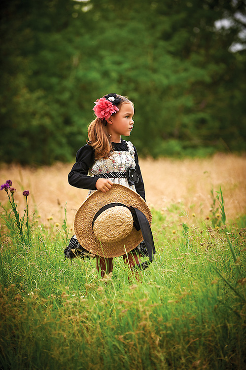 Childrens fashion for Vintage Couture