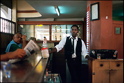 """The """"Bar San Juan"""" in central Havana, a hangout for local residents. (Photo © Jock Fistick)"""
