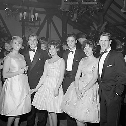 Paddock Wood Dance - 8th December 1961.